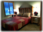 Queen Guest Room (plus full bed in Hidden Nook), HD TV, Private Bath