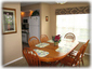 Dine with family & friends in privacy.