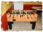 Gameroom - Foosball table