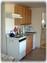 Full Kitchen wtih Stove, Microwave, Fridge