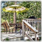 Harwichport house rental - Deck