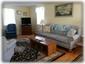Upper Floor Living Room - the Upper Deck is right outside