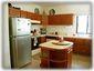Modern kitchen with plenty of room