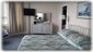 Master Bedroom wtih King, bath & TV