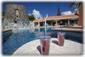 Fresh water swimming pool