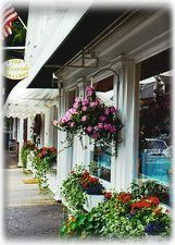 Charming Chatham Main Street -Galleries-Restaurants-Shops