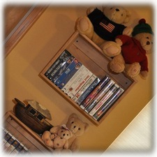 We collect Teddy Bears, Kids's Movies, and FUN!