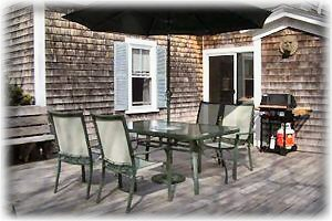Oversized Deck Perfect For Relaxing and Dining Al Fresco!