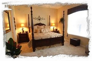 Sienna Master King Bedroom
