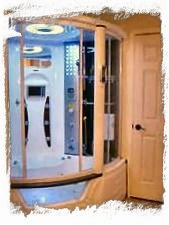 Steam Shower / Jacuzzi unit