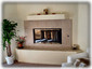 Nice Fireplace in Living room!