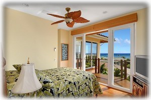 1St master suite with majestic ocean/mountain views