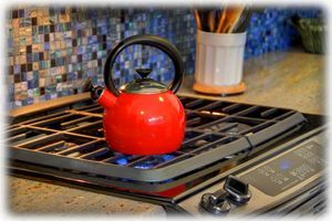 Chef's 4-burner Gas Stove