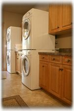 Double Washer/Dryer