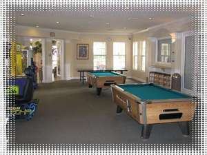 Resort Games Room