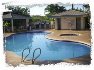 Inviting Pool & Jacuzzi 50 steps away