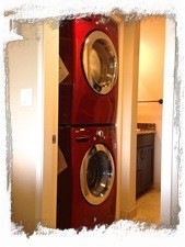 New Full Sized Washer & Dryer