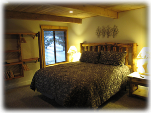 Plush Pillowtop Mattresses on All 8 beds.  Enjoy!