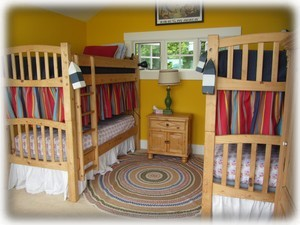 Bunk room - great for kids