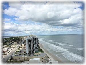 Daytona beach shores east coast florida vacation rental for 18th floor balcony chords