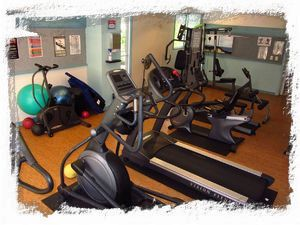 Vista Waikoloa Fitness Center (FREE) in center of our complex
