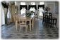 Elegant Dining area -- seating for 20