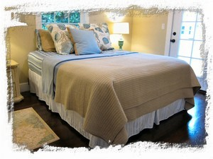 3rd Bedroom has New Queen Serta Sleeper & Access to Back Entertainment Area