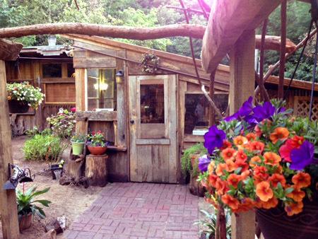 Find Private Rustic Room Rental In Big Sur