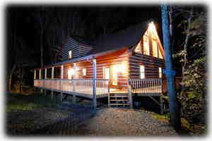 Photos of RusticRetreat (VRC#786): Beautiful log cabin ...