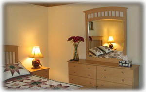 Open Range Room with King Bed
