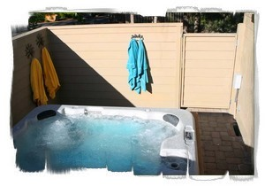 Private 8 Person Hot Tub Sunriver Bachelor Luxury Home For Rent