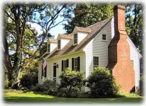 Cottage Exterior